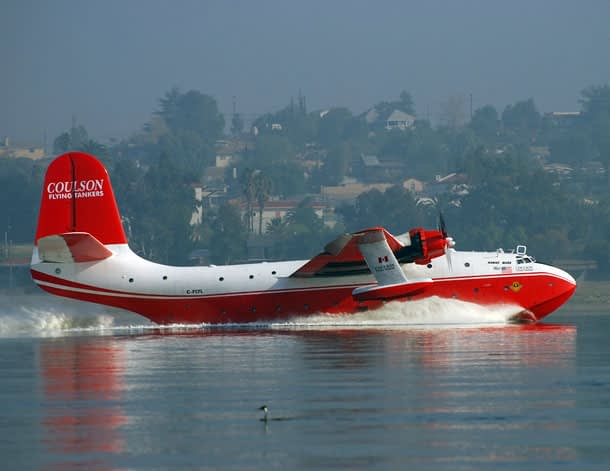 Last Surviving Martin Mars – World's Largest Flying Seaplane – To Appear At EAA AirVenture 2016