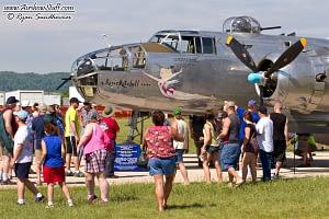 """B-25 Mitchell """"Miss Mitchell"""""""