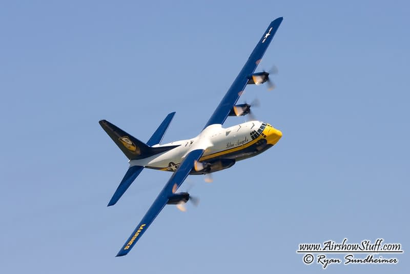 Fat Albert May Return to Airshows This Weekend at Pensacola Beach