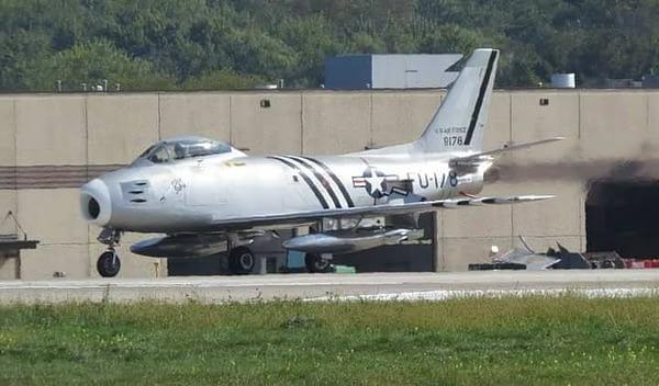 F-86A Sabre - World's Oldest Jet - Flies Again