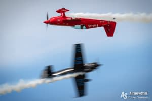 Rob Holland and Jack Knutson - Battle Creek Field of Flight Airshow and Balloon Festival 2016