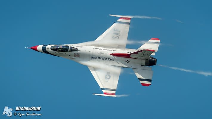 Air Force Concludes Investigation Into Fatal Crash Of Thunderbird #4, Releases Report