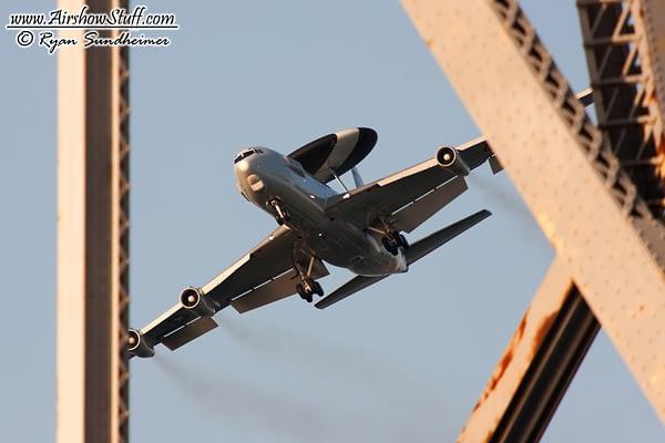 E-3 Sentry - Thunder Over Louisville 2010