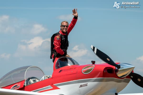 Aerobatic Pilot Killed During Night Airshow In Virginia