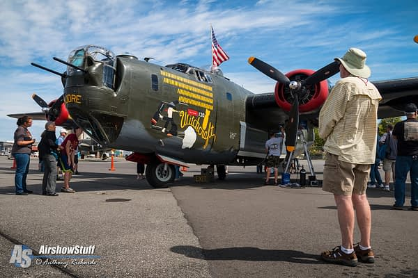 2015 Wings Of Freedom Tour Brings WWII Warbirds To The Pacific Northwest