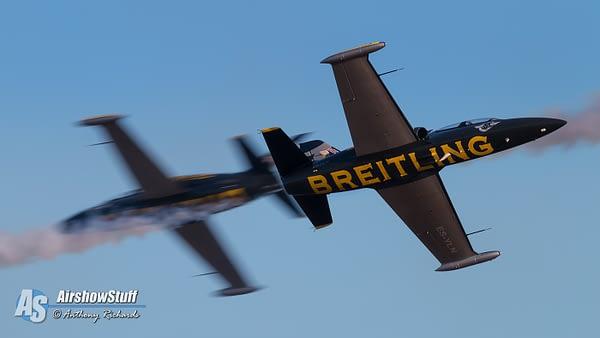 Breitling Jet Team - Abbotsford International Airshow 2016