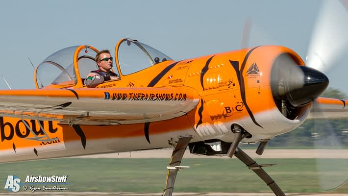 Twin Tigers Pilot Mark Nowosielski Among Two Killed In Georgia Crash