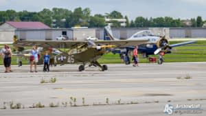 Gathering of Warbirds Waukesha