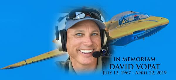 David Vopat N9M Flying Wing Pilot - AirshowStuff