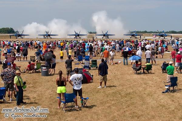 ATC Privatization Threatens the Airshow Community