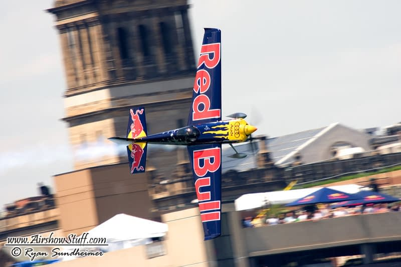 NBC Sports to Broadcast Red Bull Air Race