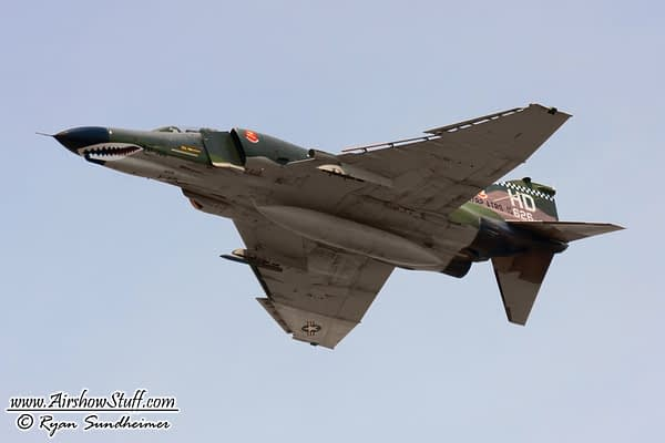 USAF F-4 Phantom II