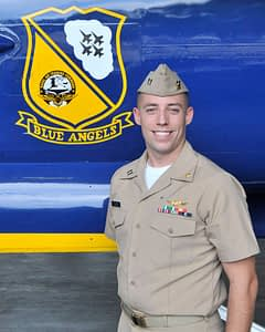 Lt. Bryan Pace - US Navy Blue Angels