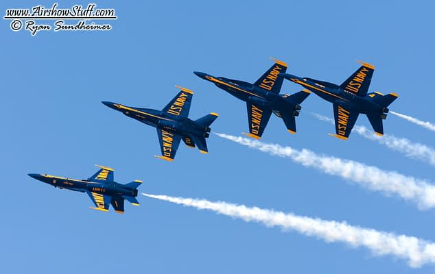 US Navy Blue Angels Cancel Performance At 2016 Vero Beach Airshow