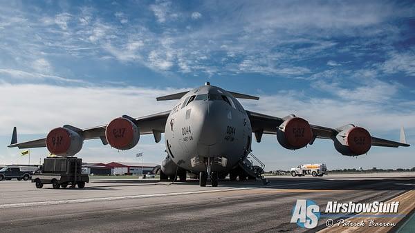 Vectren Dayton Airshow 2015 - Patrick Barron