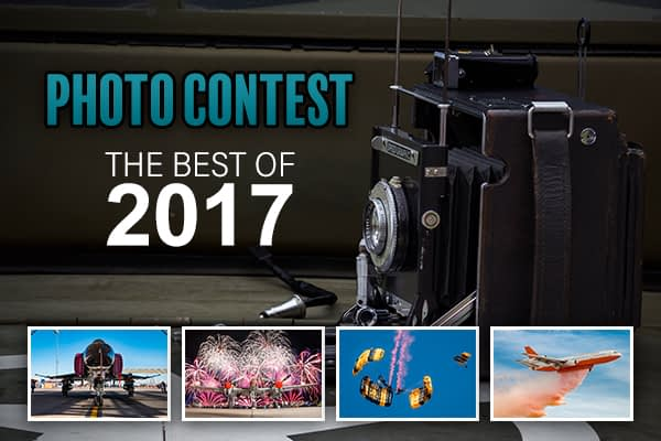 ENTER NOW: AirshowStuff's Best Of 2017 Photo Contest!