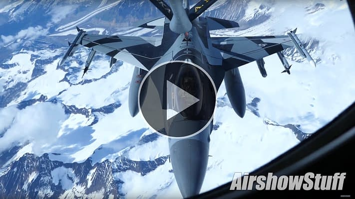WATCH: The Best Of Military Aviation – June 2017