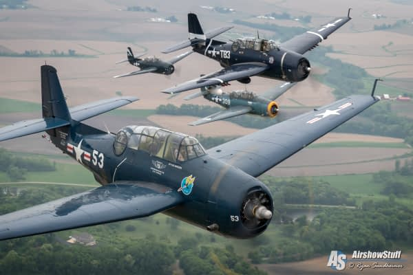 New Photo Album – TBM Avenger Gathering 2018