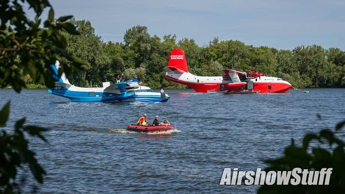 Enjoy Nearly Six Hours Of EAA AirVenture Oshkosh Action With This Mega-Compilation Video!