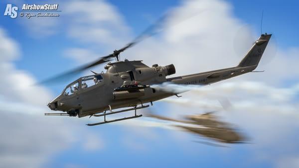 AH-1 Cobras - Thunder Over Michigan 2016
