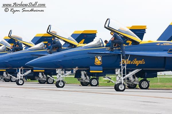 2016 Blue Angels Airshow At Pocono Raceway Canceled