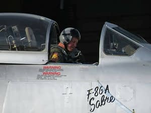 F-86A Sabre - World's Oldest Jet - Flies Again