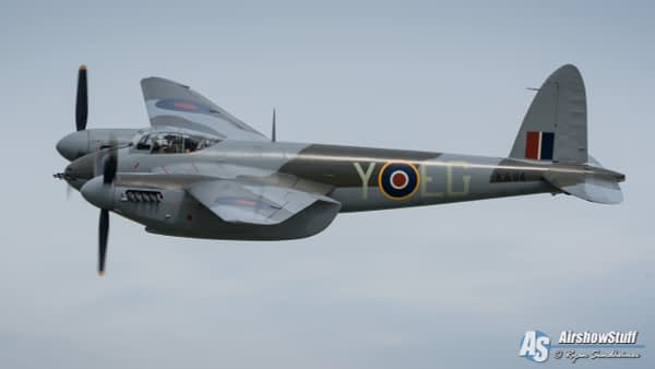 deHavilland Mosquito - Grand Champion (World War II)