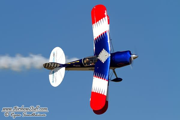 Bearfeat Aerobatics Pilot Randy Harris And Passenger Killed In Crash Near Vance AFB
