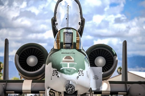 WWII-Inspired Paint Scheme For A-10 Demo Jet Unveiled – Why It's A Mustang Instead Of A Thunderbolt