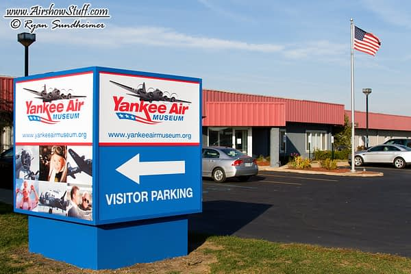 A New Home and New Name for the Yankee Air Museum