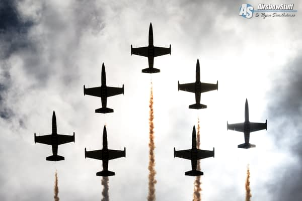 Vectren Dayton Airshow 2015 - Ryan Sundheimer