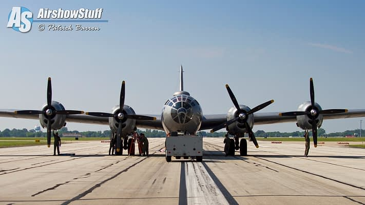 Restored B-29 Superfortress 'Doc' Will Roar To Life This Friday