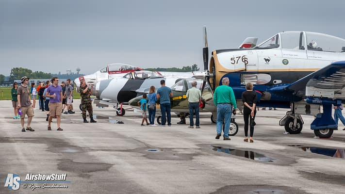 Gathering Of Warbirds Returns To Waukesha In 2017
