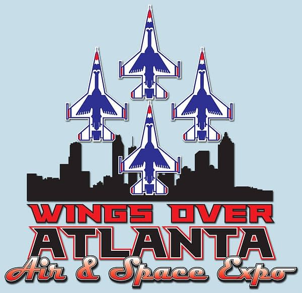 Wings Over Atlanta Air and Space Expo Logo