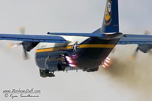 US Navy Blue Angels - Fat Albert JATO