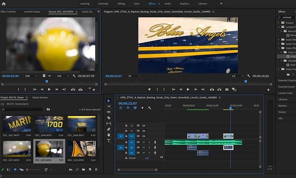 Blue Angels Fat Albert Teaser Video - AirshowStuff