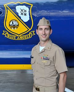 Lt. Juan Guerra - US Navy Blue Angels