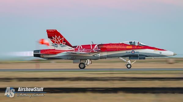 Canadian Forces CF-18 Hornet