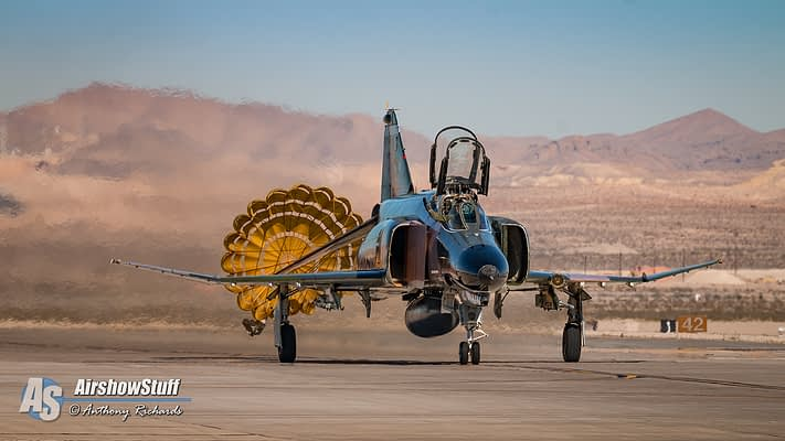 Details Of The F-4 Phantom Phinale – Final Flight And Retirement Ceremony Date Set