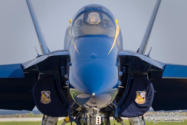 US Navy Blue Angels - F/A-18 Hornet