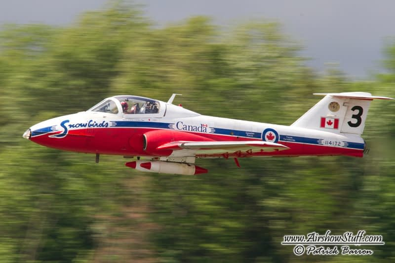Snowbird Jet Crashes In British Columbia – Crew Ejects But Fate Unknown