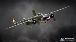 "B-25 Mitchell ""Betty's Dream"" - Texas Flying Legends Museum"