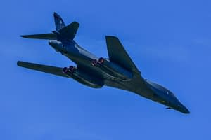 B-1B Lancer - Doolittle Raid 75th Anniversary - Dayton, OH