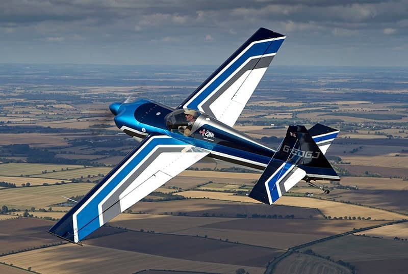 British Aerobatic Pilot Killed In Crash During Practice