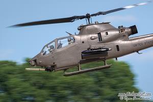 AH-1 Cobra Helicopter - EAA AirVenture Oshkosh 2014