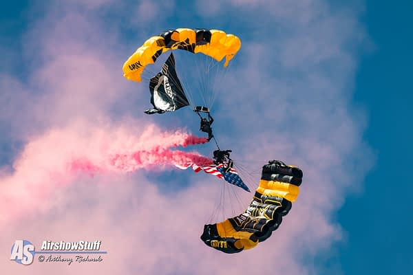 US Army Golden Knights 2019 Schedule Released