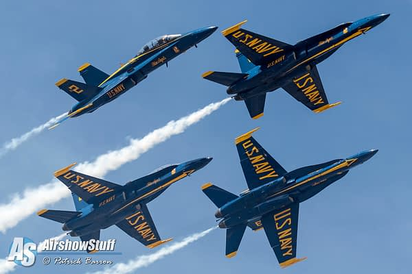 US Navy Blue Angels Cancel 2016 NAS Patuxent River Airshow Appearance