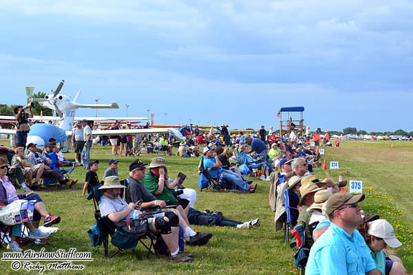EAA AirVenture Crowd