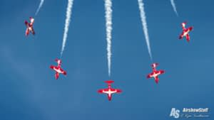 Canadian Forces Snowbirds - AirshowStuff