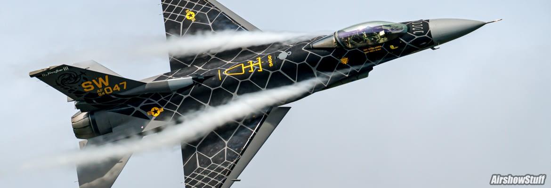 F-16 Venom Banner
